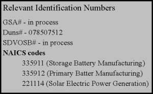 SES Identification Numbers